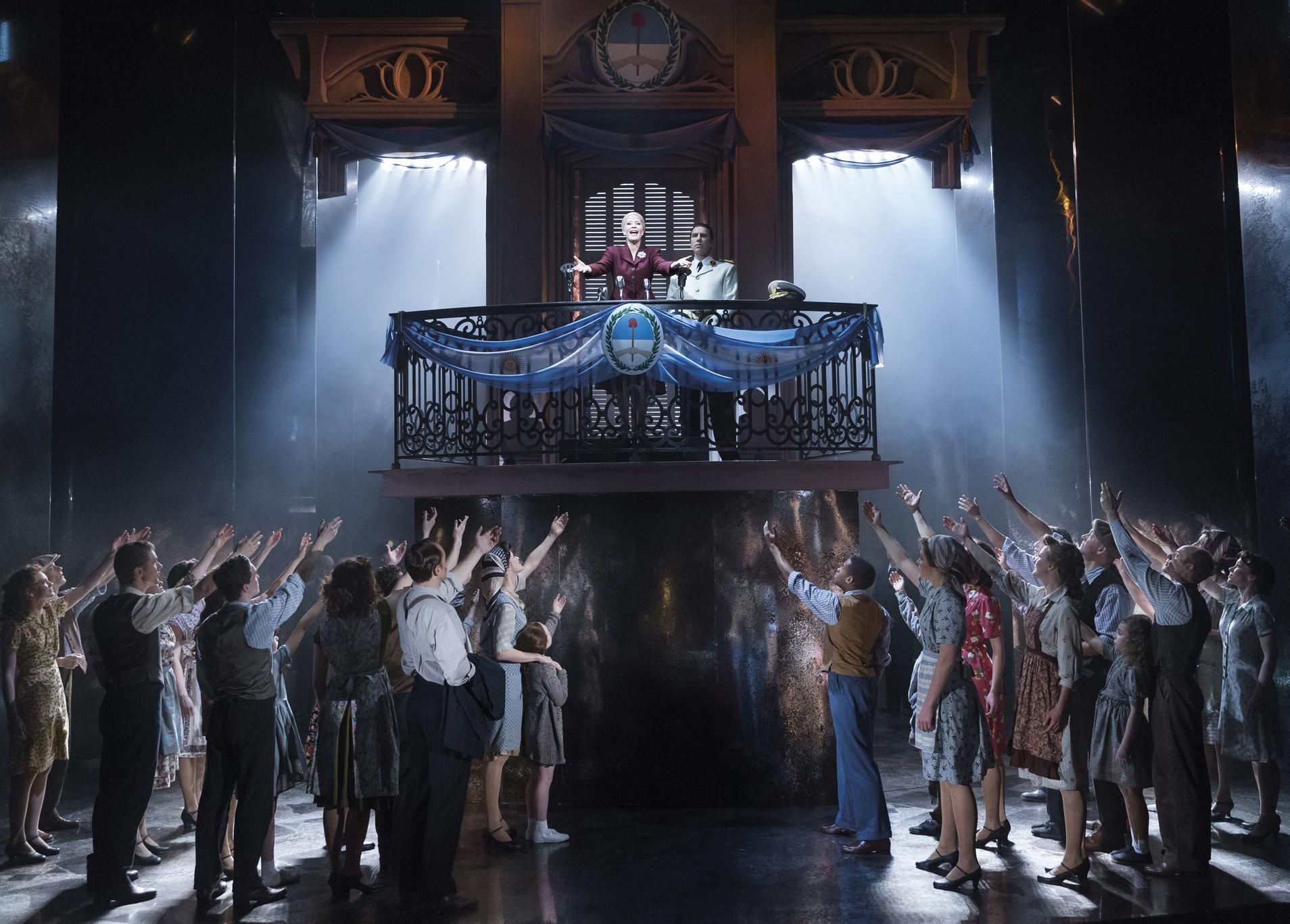 Det Ny Teater - Evita   1/2014