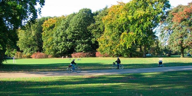 Fælledparken i København