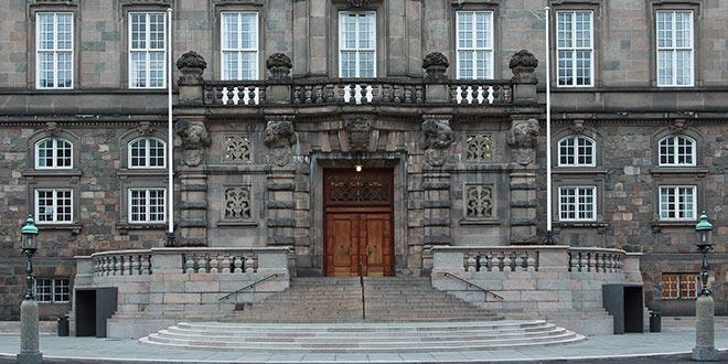 Folketinget i København