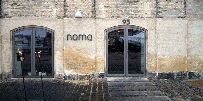 Restaurant Noma i København