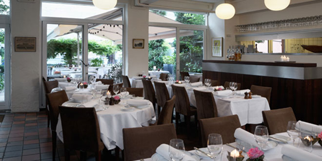 Restaurant Frederiks Have i København