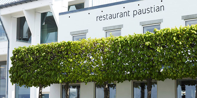 Restaurant Paustian i København