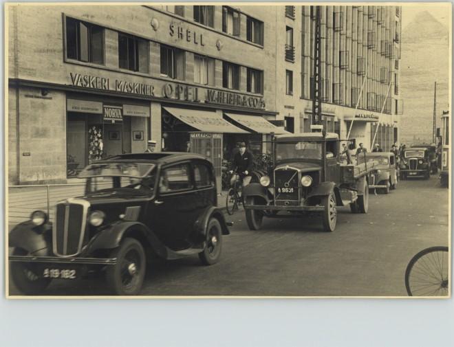 Vester Voldgade 1937