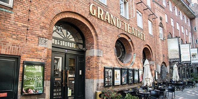 Grand Teatret i København