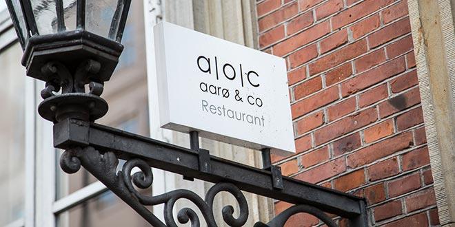 Restaurant AOC i København