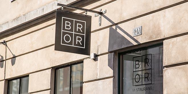 Restaurant Bror i København