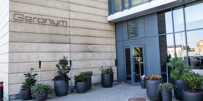 Restaurant Geranium i København