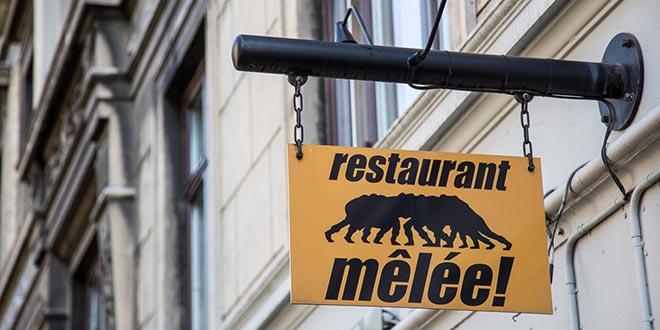 Restaurant Mêlée i København