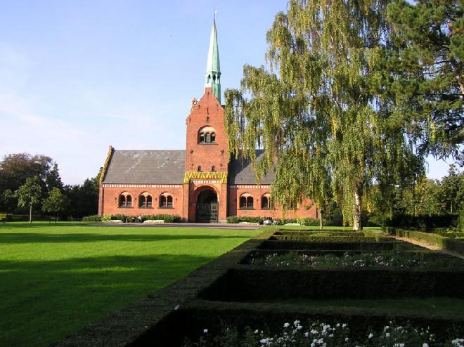 Vestrekirkegårdedited