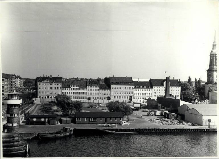 Strandgade 1957, Christianshavn.