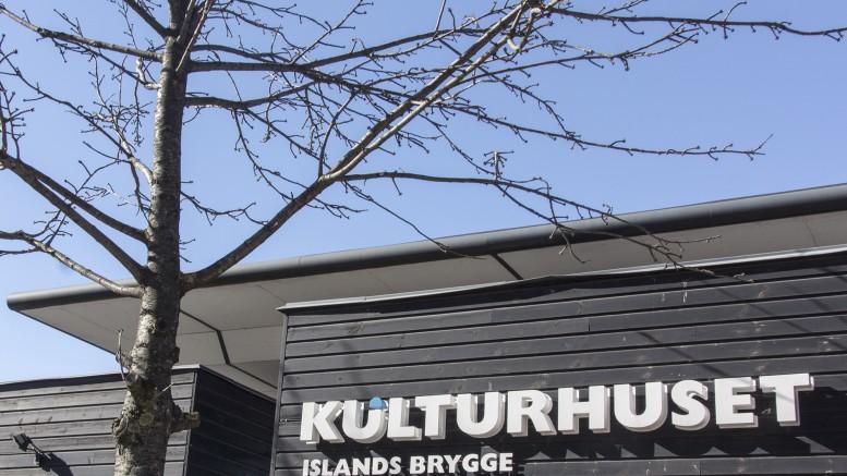 Kulturhuset på Islands Brygge i København