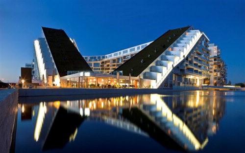 Arkitektonisk udflugt i Ørestaden