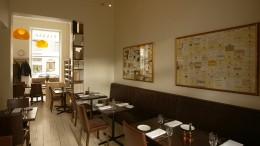 Enomania - restaurant og vinbar i København.