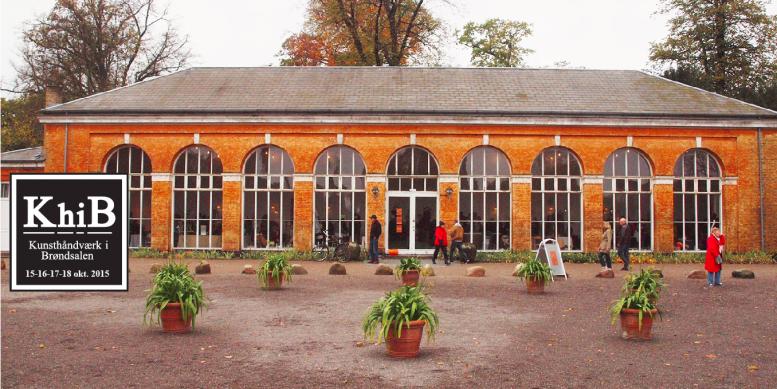 Kunsthåndværkermarked i Brøndsalen