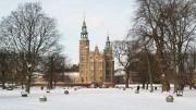 Jul på Rosenborg Slot