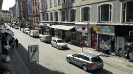 Værnedamsvej - fransk forår på Frederiksberg