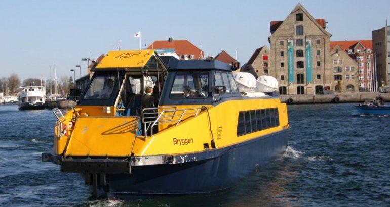 Foto: Havnebussen.