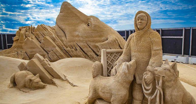 hundested-sandskulptur