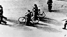 Da politiet blev taget