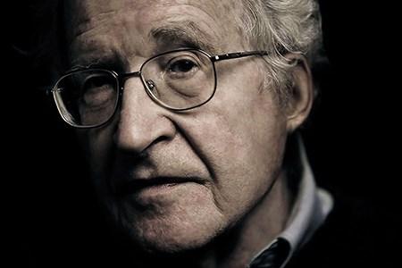 FOTO: Cinemateket - Noam Chomsky