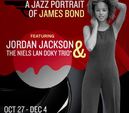 A Jazz Portrait of James Bond - The Standard Jazz Club