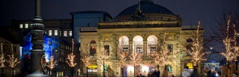 Det Kongelige Teater - Gamle Scene.