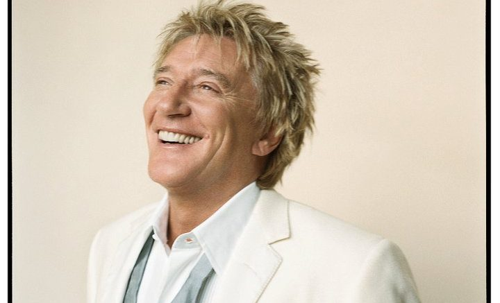 Rod Stewart i Royal Arena