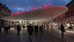 Nørreport Station - bæredygtigt byggeri