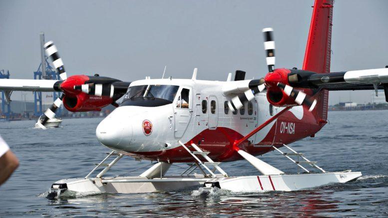 Foto: Nordic Seaplane.