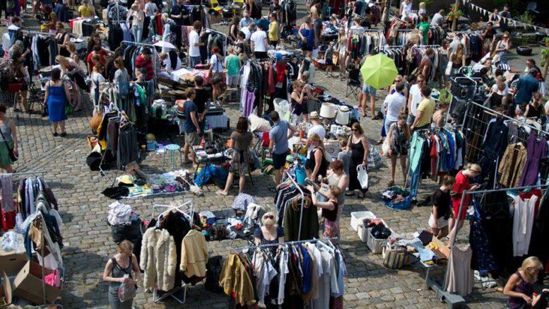 Loppermarkeder i København