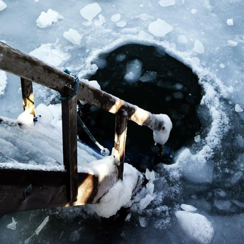 Det Kolde Gys - Helgoland