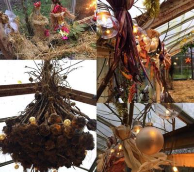 Jul på Fuglebjerggaard