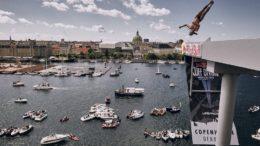 Red Bull Cliff Diving i København