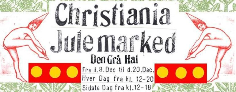 Christiania Julemarked