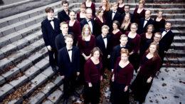 Camerata koret synger Messias i Holmens Kirke