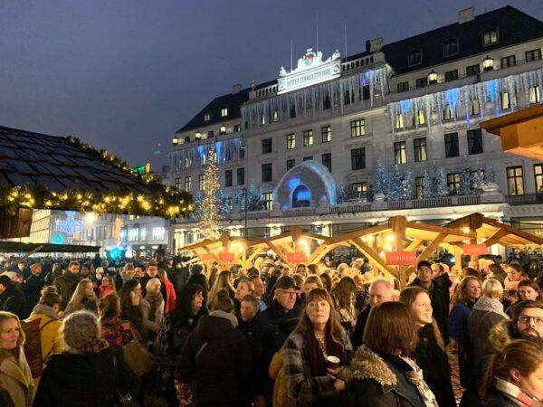 Julemarkedet på Kongens Nytorv