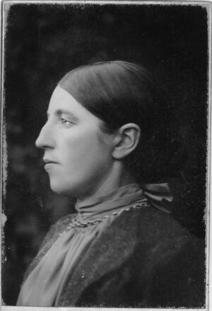 Anna Ancher - portræt