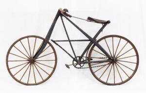 Dursley Pedersen cykel - Københavne Museum